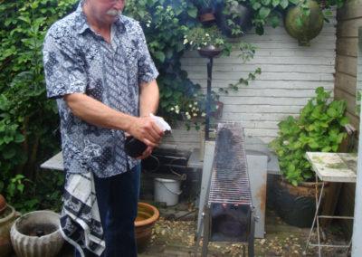 aan de grill 23